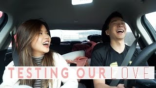 Boyfriend Tag ♡ Titan and Gaius ♡ BAHASA SUBS ♡ Epic Roadtrip Ep 3
