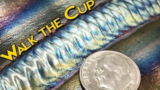 🔥 TIG Welding Technique: Walking the Cup | TIG Time