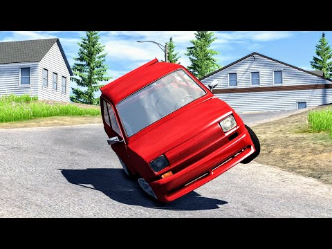 BEST CRASHES - 200,000 SUBSCRIBER SPECIAL - BeamNG Drive