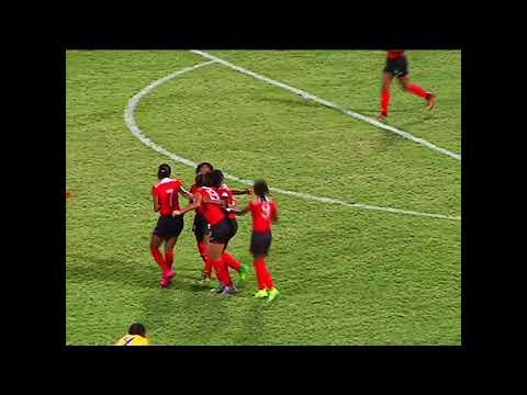 Highlights - T&T U-17 Women vs US Virgin Islands