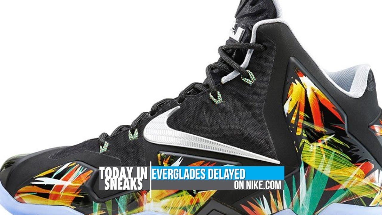 34d69d7f49e LeBron 11 Everglades Delayed