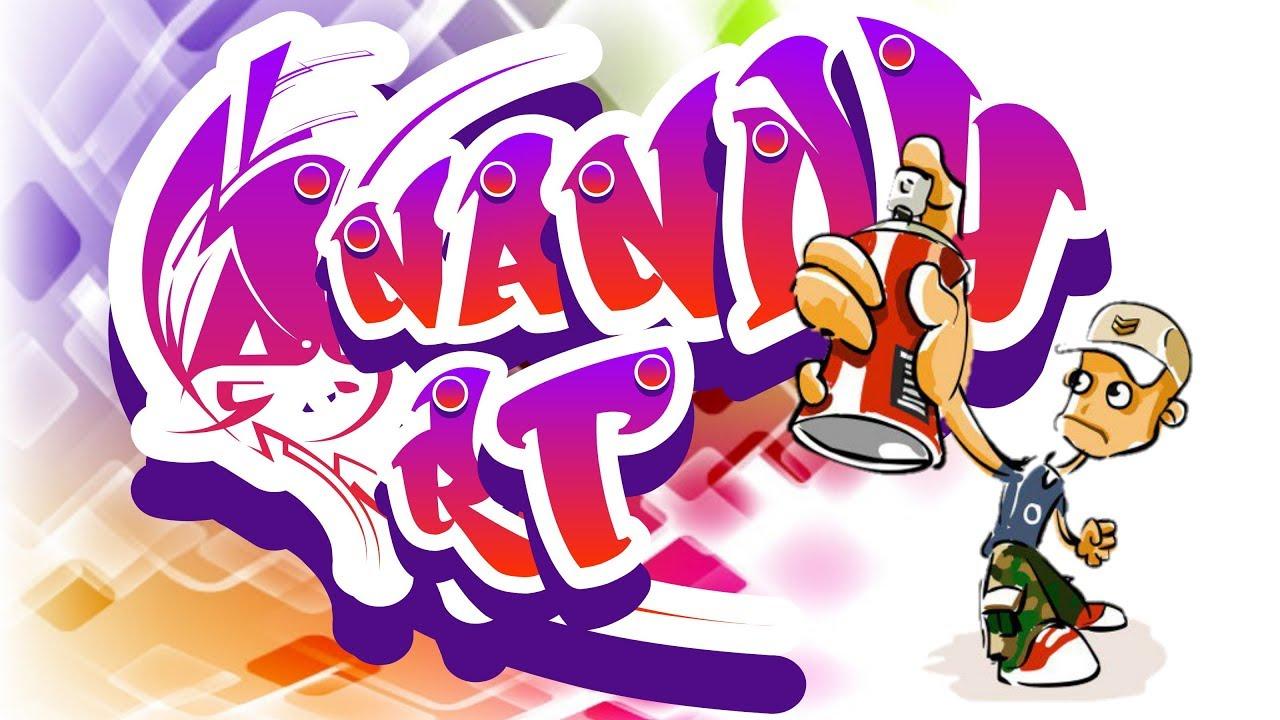 Tutorial membuat graffiti di android picsay pro