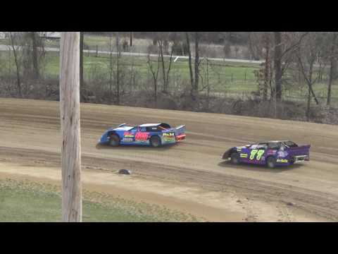 13. Pro stock and Trucks at Crystal Motor Speedway for Test and Tune, 2017