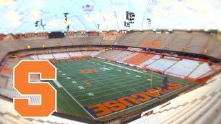 A Look Inside Syracuse's Historic Venue