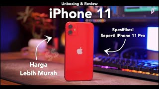 Unboxing iPhone 11 Merah 😍 - Review Indonesia by iTechlife