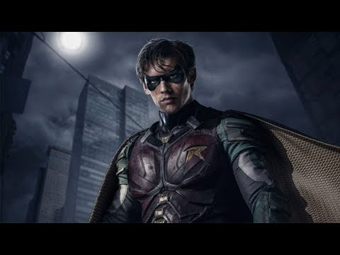 TITANS Official Trailer (2018) - Robin, Raven, Starfire And Beast Boy FIRST LOOK!