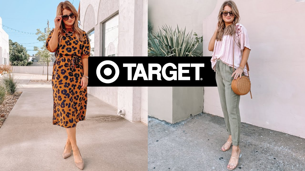 Target Teacher Outfit Haul + New Hair!!!