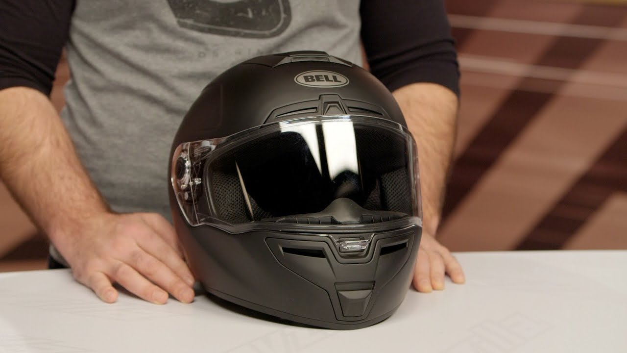 88c07de3 Bell SRT Helmet Review - YouTube