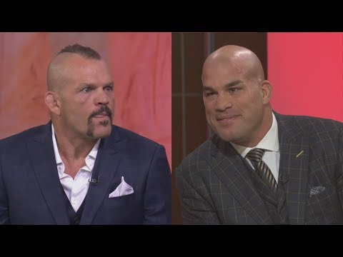 Chuck Liddell, Tito Ortiz Share Fightin' Words (and One Nice Thing About Each Other)