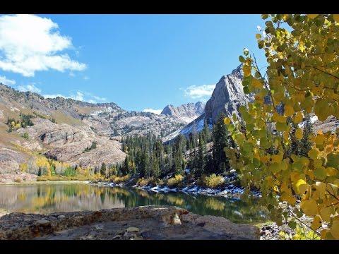 Fall Hike To Lake Blanche And Sundial Peak Utah