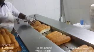 Bakery Products Packing Machine, Flow Wrap Machine, Flow Pack Machine, Horizontal Packaging Machine