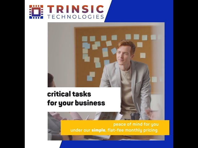 The Trinsic Experience For Your Business
