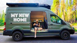 I Moved Into A Van - Van Life