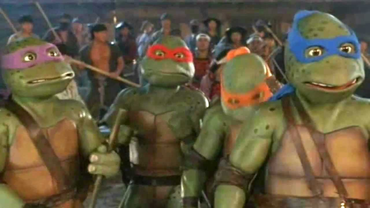 You Teenage mutant ninja turtles as nude girls there other