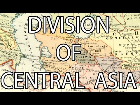 Division of Central Asia | Stuff That I Find Interesting