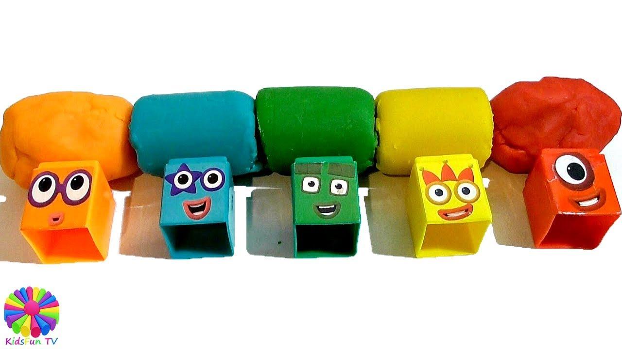 Learn colors| Numberblocks|CBeebies|Kids songs|Preschool|BBC - YouTube