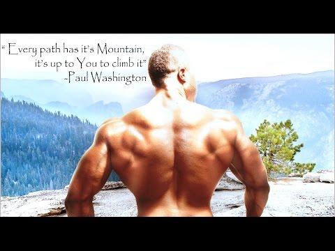 Paul Washington Motivation