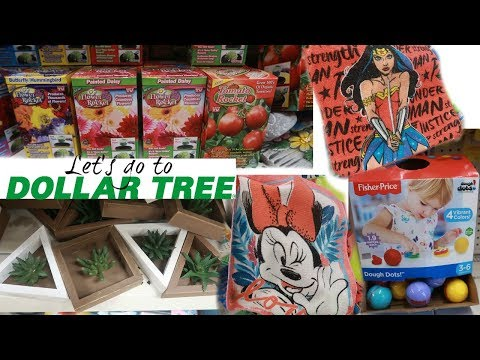 DOLLAR TREE * COME WITH ME  1-18-2020