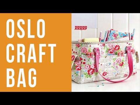 How to Make a Craft Bag