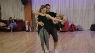 Alon & Maayan Bachata Master Lesson 89