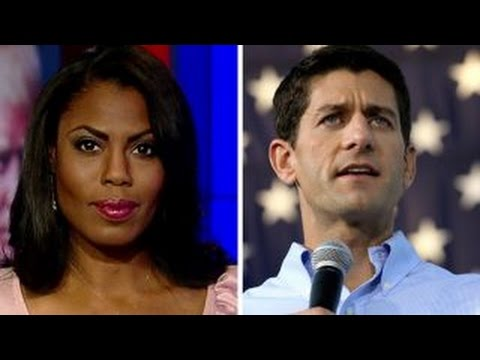 Omarosa: Paul Ryan doesn't change anything for us