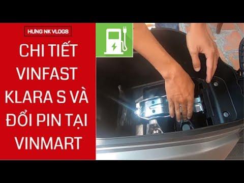 Review Chi Tiết Vinfast Klara S Và Trãi Nghiệm Đổi Pin Tại Vinmart TP HCM