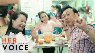 Bánh Canh Trảng Bàng Út Dung - Việt Hương, Chí Tài | Vietnamese Food