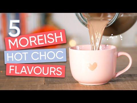 5 Moreish Homemade Hot Chocolate Recipes   Channel Mum