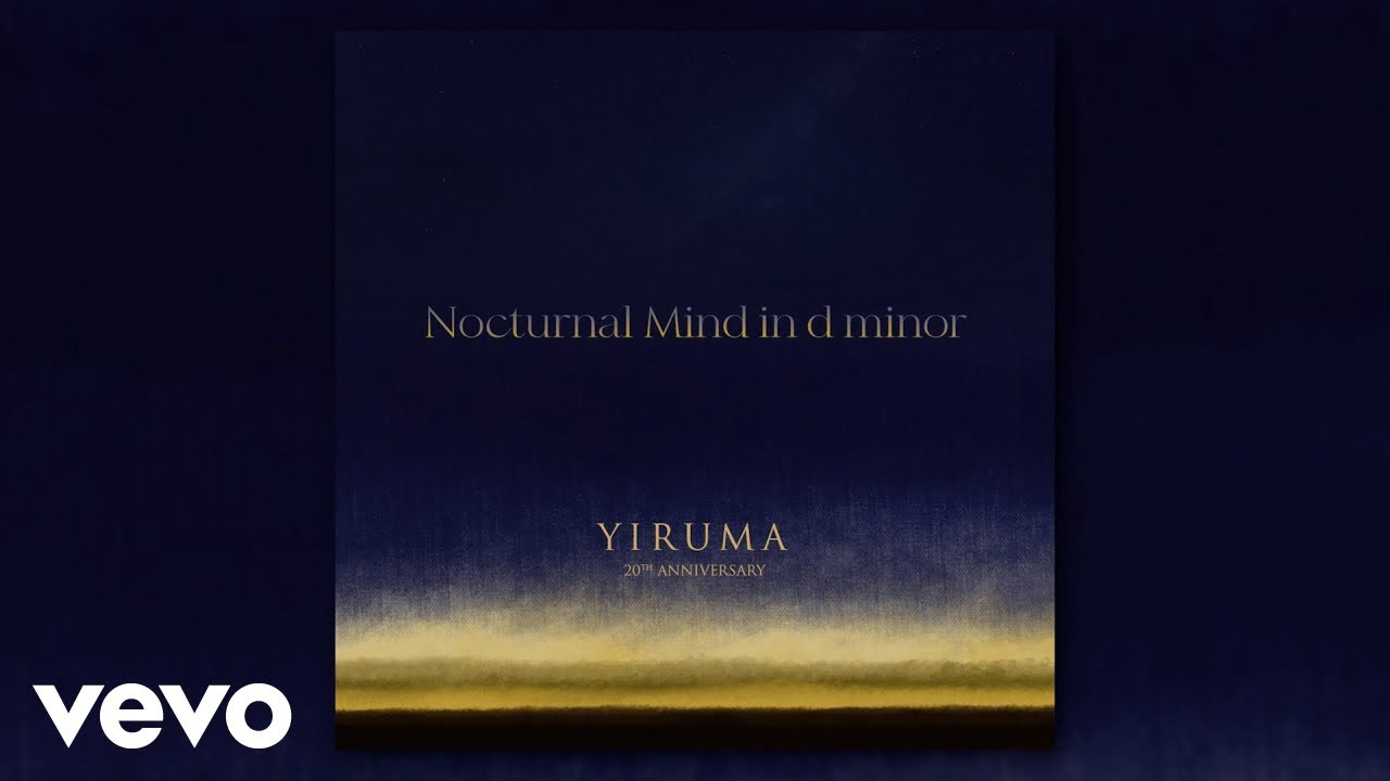 Yiruma - Nocturnal Mind in d minor (Visualiser)