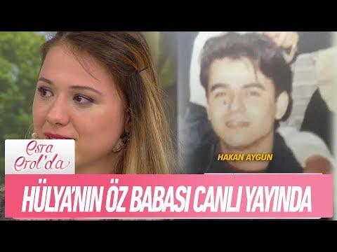 Hülya'nın öz babası canlı yayına bağlandı - Esra Erol'da 3 Mayıs 2018
