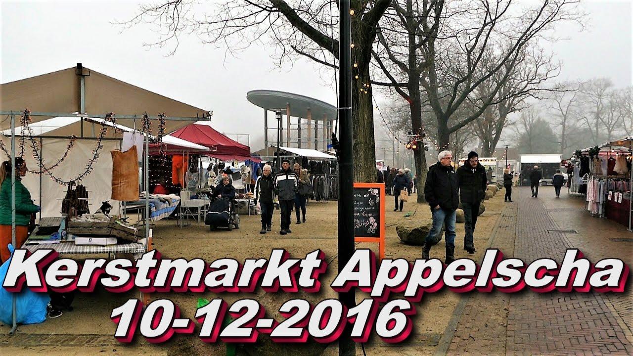 Kerstmarkt appelscha 10 12 2016 youtube for Kerstmarkt haarzuilen 2016