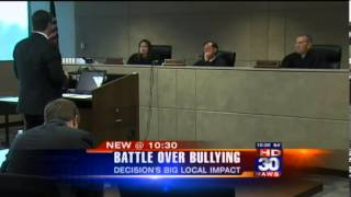 Aria Jewett - Lawyer John Phillips Argues for Bullying Victim Before Appellate Court