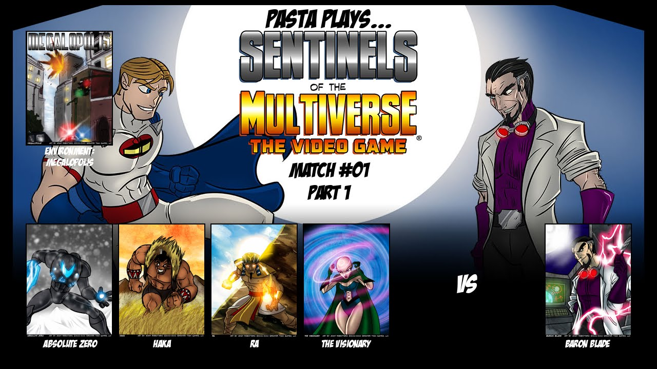 how to play sentinels of the multiverse