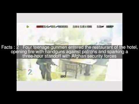 2014 Kabul Serena Hotel attack Top  #6 Facts