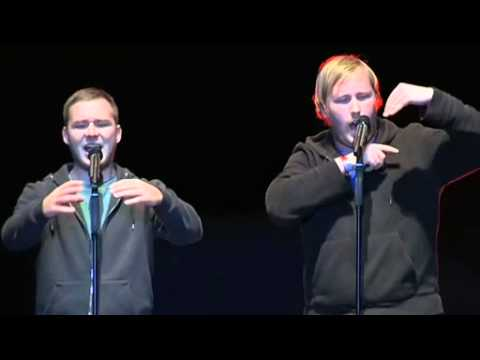 Poetry Slam 2011   Team Totale Zerstörung