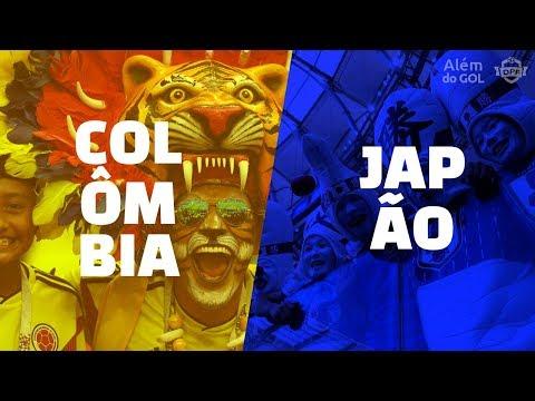 Classificadas: Colômbia e Japão   Além do GOL
