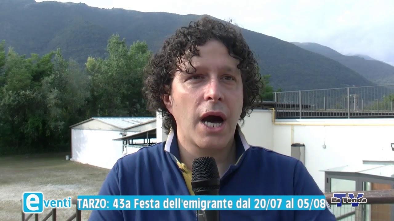 EVENTI - Tarzo: 43a Festa dell'Emigrante