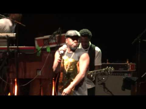 Anthony Hamilton - Better  Days & Never Love Again (Live @ Le Bataclan, Paris) [2012-04-15]