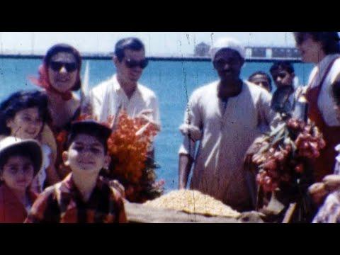 Egypt, Suez 1954