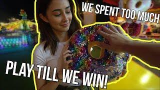 IT COST TOO MUCH TO WIN!!! - Arcade Ninja (Marina Bay Carnival)