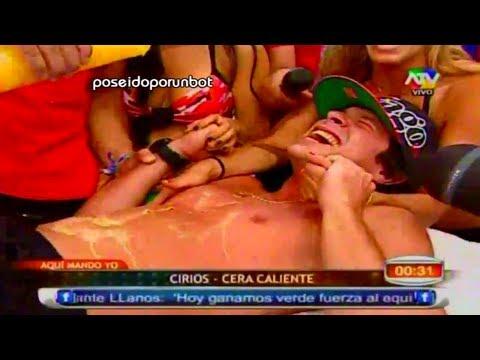 COMBATE: MARIO HART ES CASTIGADO CON
