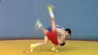 Как научиться бороться. Юрий Шахмурадов (2008)