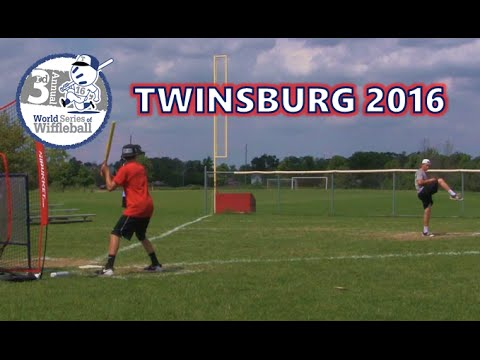 2016 Twinsburg World Series of Wiffle Ball | MLW All-Stars