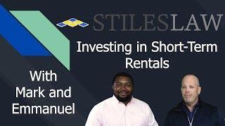Gambar cover Investing in Short-Term Rentals in Massachusetts