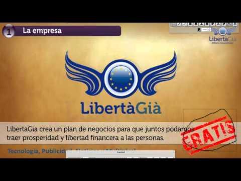 Presentación de LibertàGià