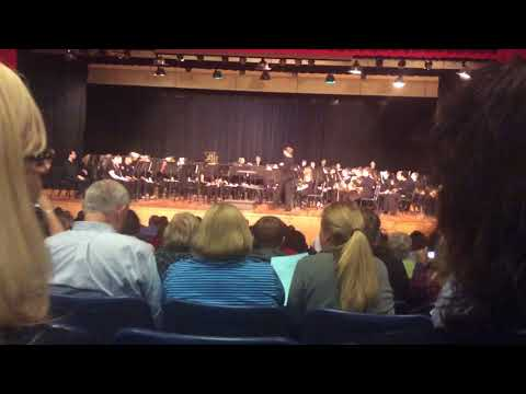 South Doyle Middle School Christmas Band Concert 8th-7th grade