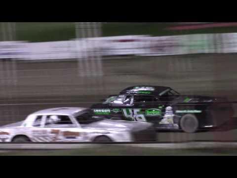 Devils Lake Speedway Wissota Street Stock A-Main (6/3/17)
