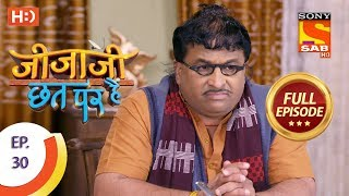 Jijaji Chhat Per Hai - Ep 30 - Full Episode - 19th February, 2018