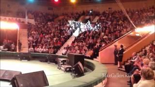 Концерт в Рязани, 19 апреля 2012