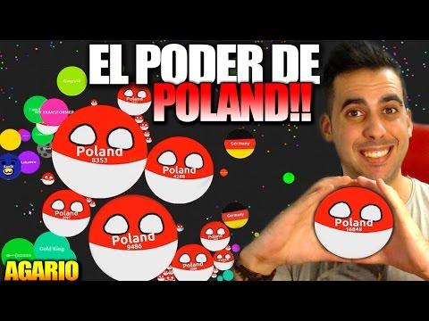EL PODER DE POLAND!! | AGAR.IO | +18000 PUNTOS | Agario | Rubinho vlc | +18K SCORE SOLO
